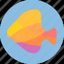 animal, aquatic creatures, fish, ocean, sea icon