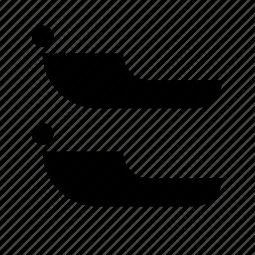 Arab, arabian, arabic, footwear, muslim, slippers, traditional icon - Download on Iconfinder