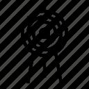 aim, archery, sport, target icon