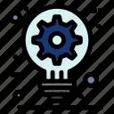 creative, architect, idea, design, construction icon