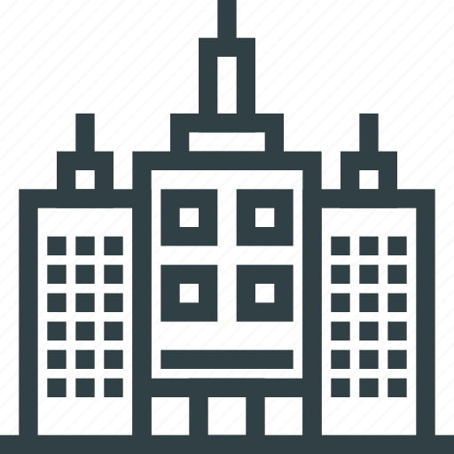 Architecture, building, university icon - Download on Iconfinder