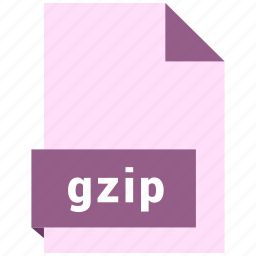 archive file format, document, extension, file format, gzip icon