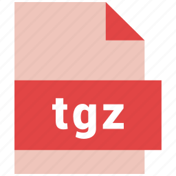 document, file, file format, format, tgz, type icon