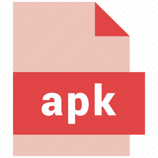 apk, extension, file, file format icon