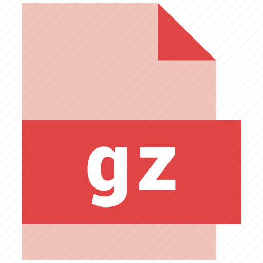 file format, gz, tar icon