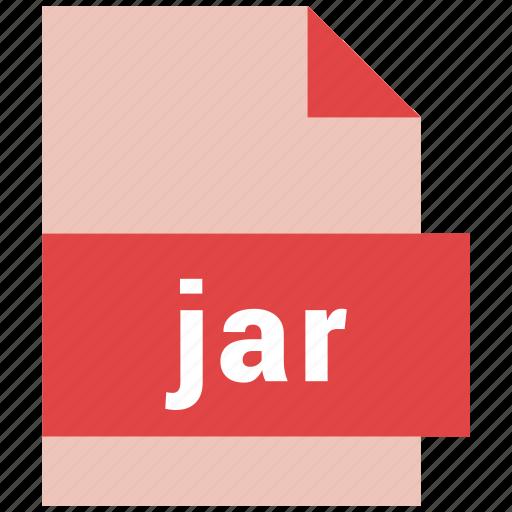 file, file format, format, jar icon