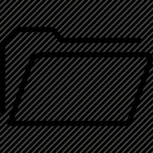 data, document, file, folder, storage icon