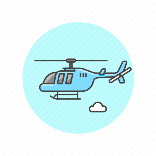aircraft, army, chopper, delivery, helicopter, military, transport, vehicle icon
