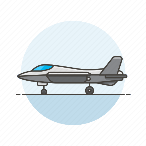 aircraft, airplane, army, fight, jet, military, transport, vehicle icon