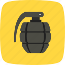 army, bomb, explosion, explosive, grenade, military, war icon