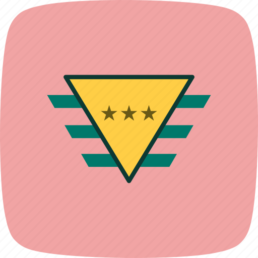 badge, military, solider icon