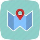 country, direction, gps, location, map icon