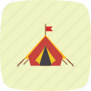 adventure, camp, camping, tent, tourism icon