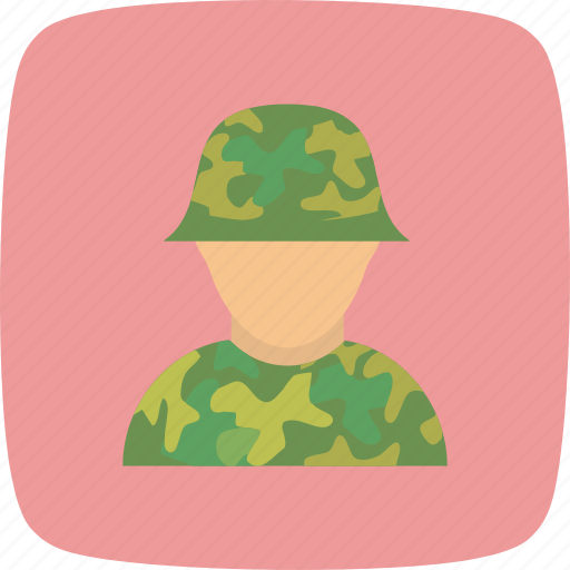 army, force, military, soldier, warrior icon