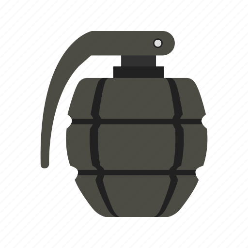 Army, bomb, grenade icon - Download on Iconfinder
