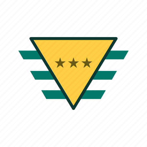 army, badge, solider icon