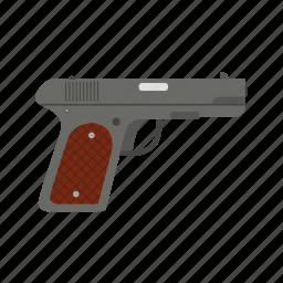 gun, hunting, pistol, weapon icon