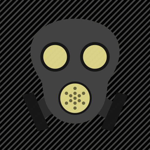 dive, diving, gas mask, hazard, mask, scuba, sea icon