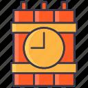 explosion, army, timer, atom, military, explosive, bomb icon