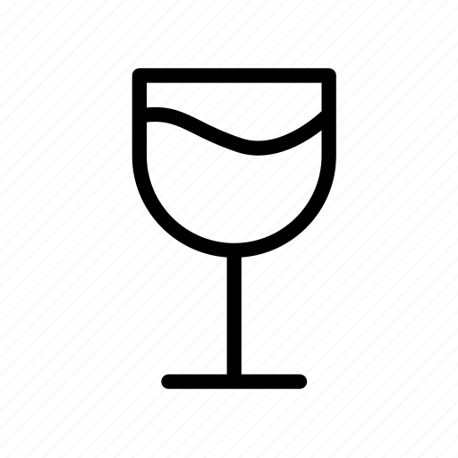 alcohol, drink, glass, magnifying, search icon