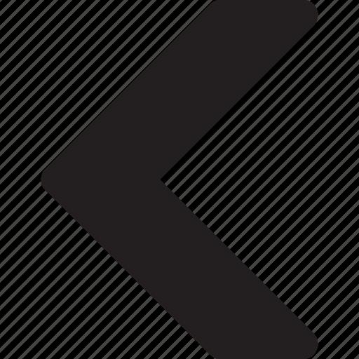 arrow, direction, interface, left, pointer, ui icon