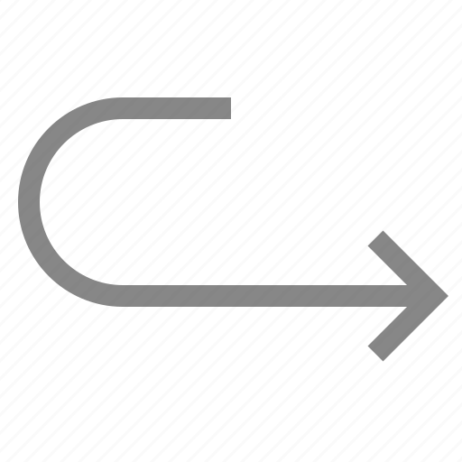 arrow, direction, move, navigation, pointer icon