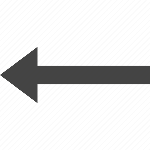 arrow, flow, left, path, to icon