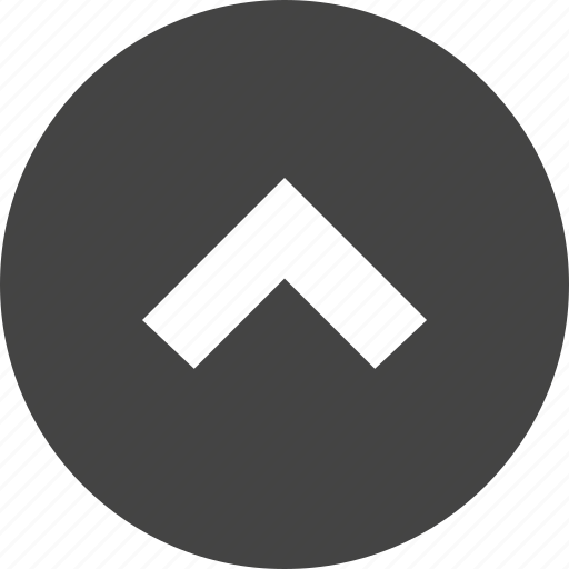 arrow, flow, path, up icon