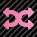 arrow, direction, four, navigation, sign, ui, web