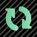 arrow, direction, loading, navigation, refresh, sign, web