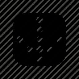 align, arrow, arrows, direction, down, move, navigation icon