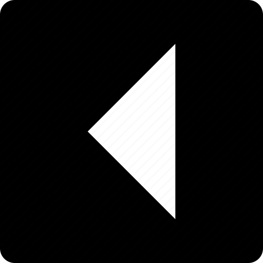 arrow, arrows, caret, direction, left, navigation, square icon