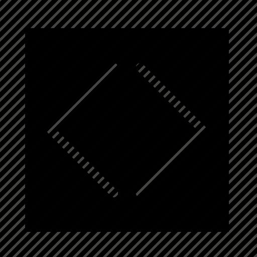 arrow, left, right, square, ui icon