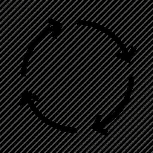 revolve icon