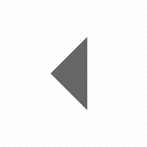 arrow, directional, left, move, point icon