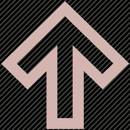 arrow, iploading, up, up arrow, uploading icon