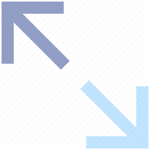 arrow, change, change arrows, changea, scale, up and down icon