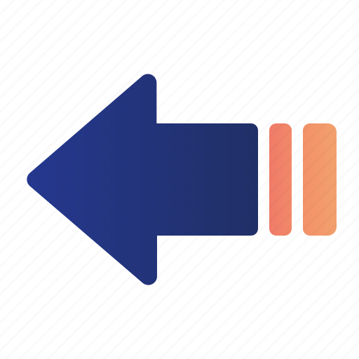Arrow, left, move, pointer icon - Download on Iconfinder