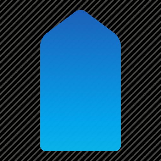 arrow, move, pointer, up icon