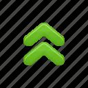 arrows, up, up arrow, upload icon