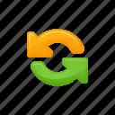arrows, data, download, exchange, exchange arrows, upload