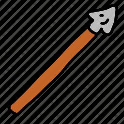 arrow, arrows, hunt, shoot, spear icon