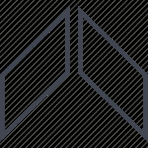 arrow, go, point, pointer, up icon