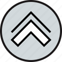 arrow, arrows, direction, online, pointer, pointing, web icon