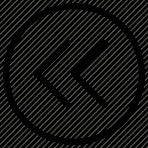 arrows, direction, left, line-icon, move icon