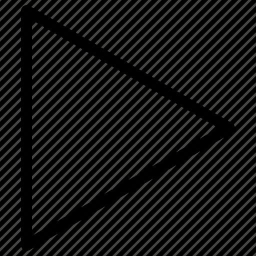 arrows, direction, line-icon, move, right icon