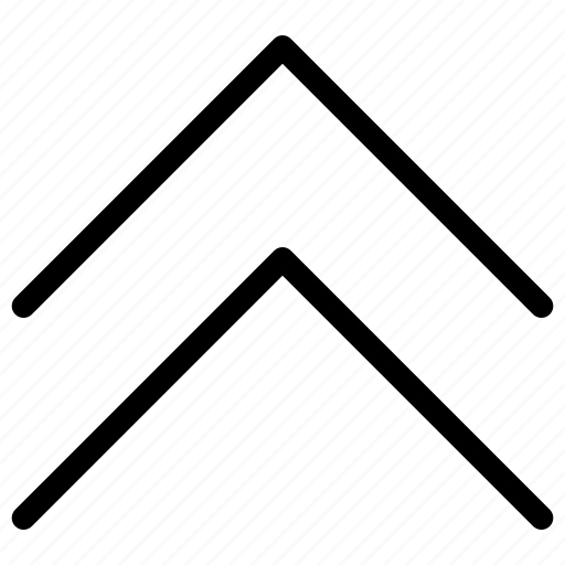 arrows, direction, line-icon, move, up icon
