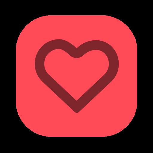 Dislike, heart, like, love icon - Free download