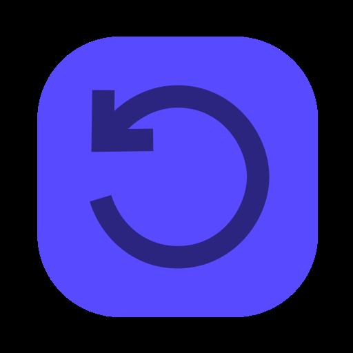 Arrow, loop, redo, rewind, undo icon - Free download