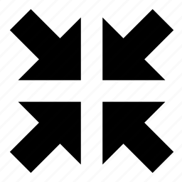abstract, arrows, logo, media, move, square icon